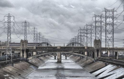 """""""L.A. River,"""" 2007 © Kevin McCollister"""
