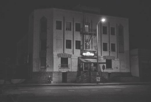 """Old Man, Abandoned Building,"" 2008 © Kevin McCollister"