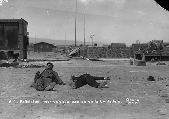 Courtesy of Special Collections & University Archives at Tomás Rivera Library at the University of California, Riverside.