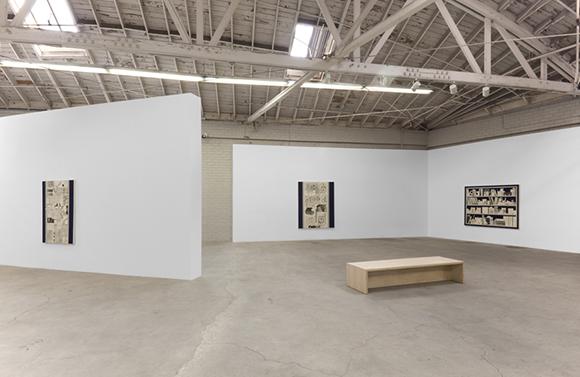 Night Gallery, Los Angeles CA | Photos courtesy Night Gallery.