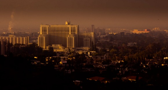 Film still of L.A. County Hospital. | Image: Courtesy Claudio Rocha.
