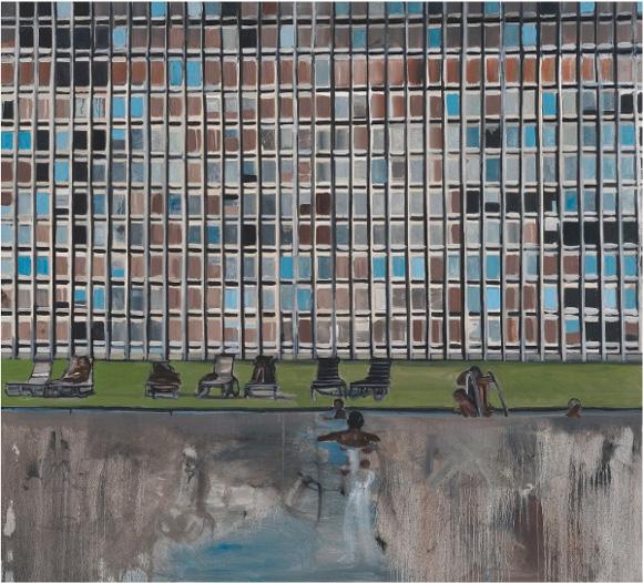 "Noah Davis, ""The Missing Link 4,"" 2013."