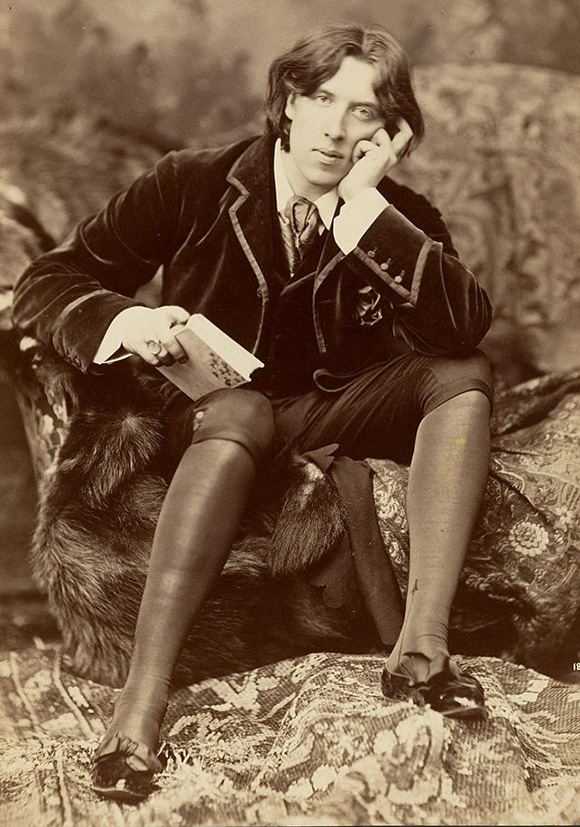 Oscar Wilde | Source: Wikipedia Commons