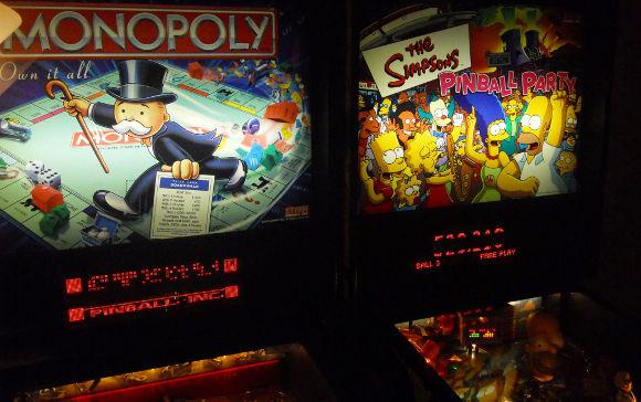 'Monopoly', 'The Simpsons' | Photo: Joel Beers.