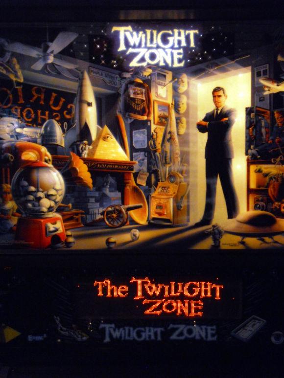 'The Twilight Zone' | Photo: Joel Beers.