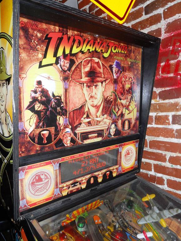 'Indiana Jones' | Photo: Joel Beers.