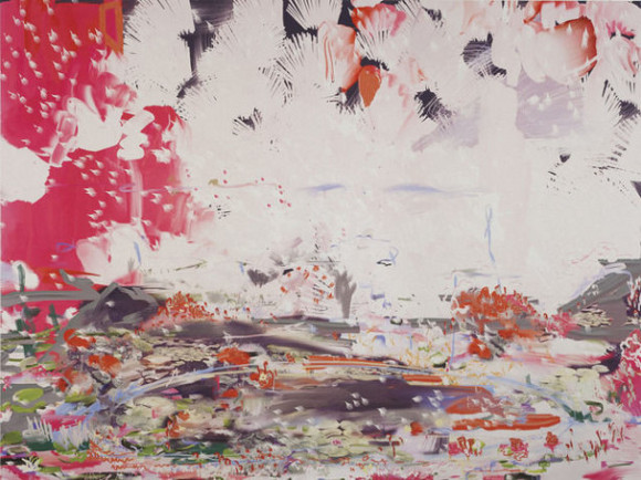 """Petra Cortright, """"twisted metal2 codes,"""" 2013."""
