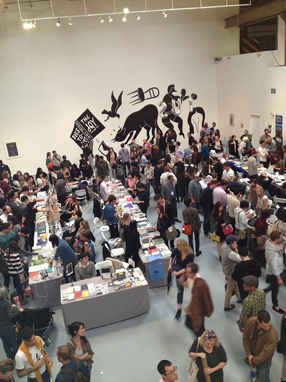 L.A. Art Book Fest | Photo: Ben Lee Ritchie Handler