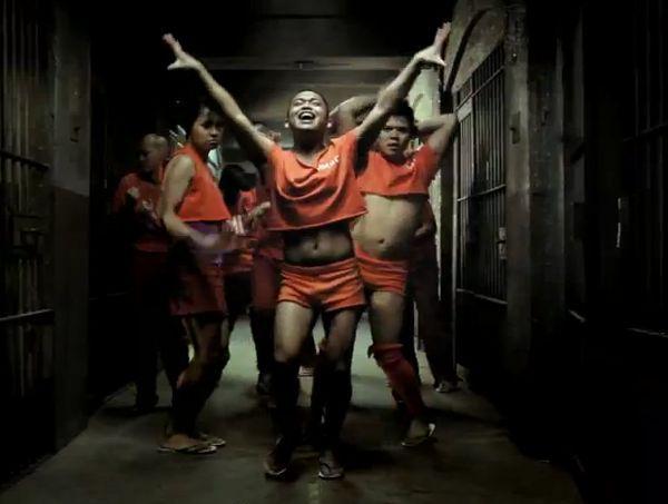 Prison Dancer.