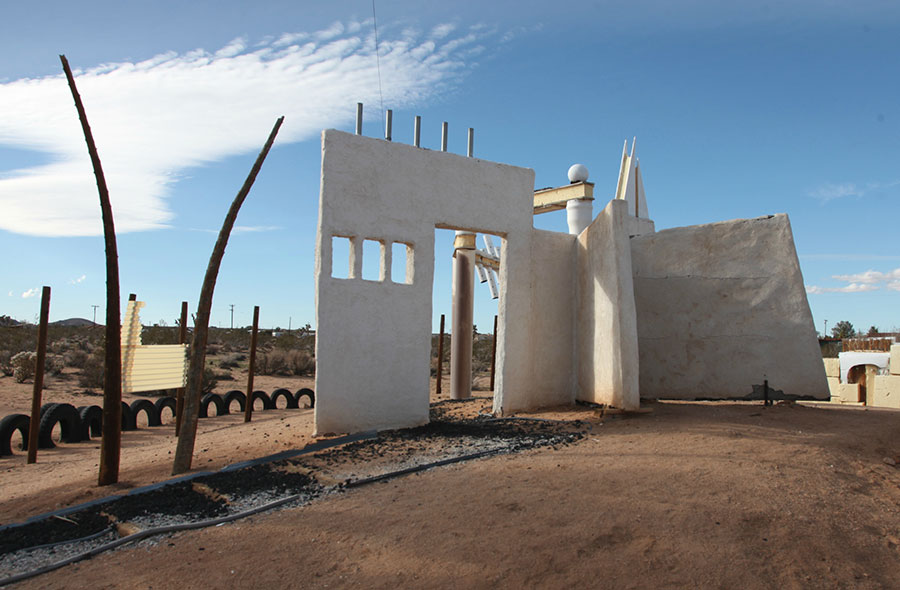 Purifoy structure. | Photo: Drew Tewksbury.