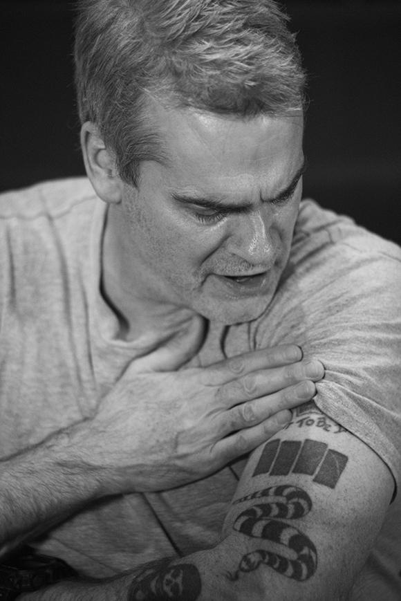 Henry Rollins | Photo: Atiba Jefferson.