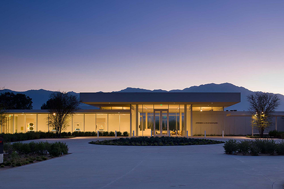 Sunnylands Center & Gardens at the Annenberg Retreat at Sunnylands | © The Annenberg Foundation Trust at Sunnylands.
