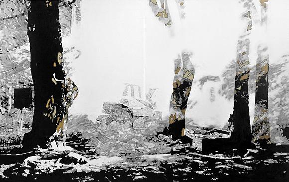"""Miha Åtrukelj, """"Construction site 2-6"""