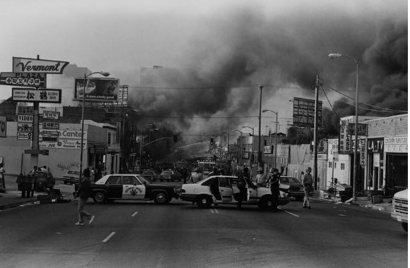 Los Angeles Riots | Photo: LAPL.