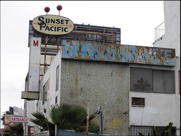 Original Sunset Pacific Motel | Source: wikimapia.org