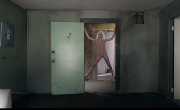 """Maddie Ziegler in """"Chandelier"""""""