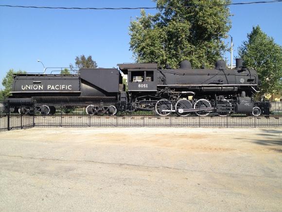 Union Pacific, Fairmount Park, Riverside.