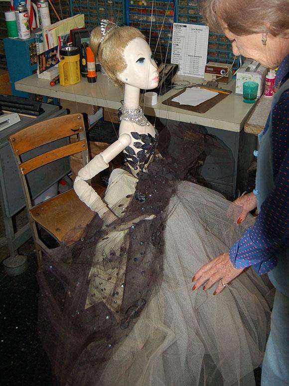 Ursula | Photo: Courtesy of The Bob Baker Marionette Theater.