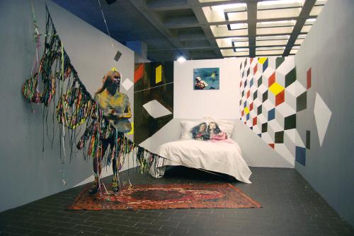 VU exposorium, Amsterdam Balans, V&B 2013