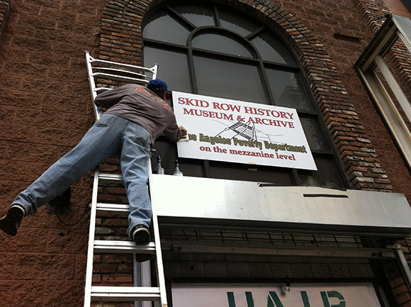 Image result for skid row museum