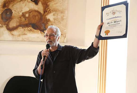 Herb Alpert | Matt Sayles/Invision for The Herb Alpert Foundation/AP Images
