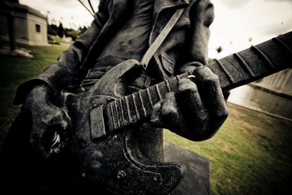 Hollywood Forever Cemetery | Photo: Jose Zakany.