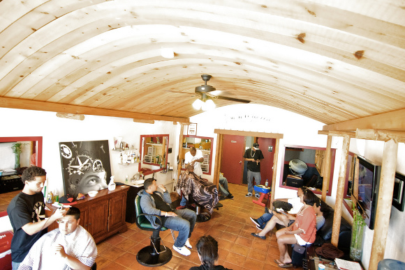 Kut to be the Best barbershop in San Luis Obispo, California  | Photo: Enrique Perez.