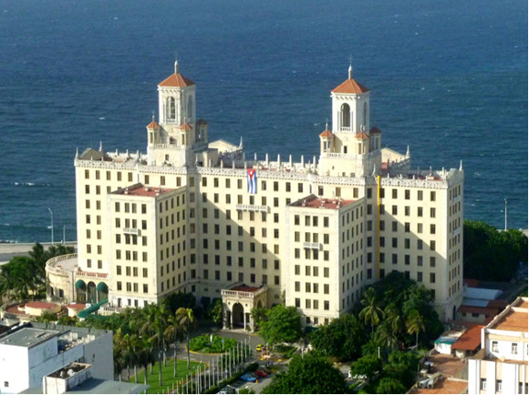 Hotel Nacional de Cuba | Photo: Patrick McGrew.