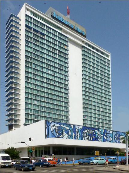 Havana Hilton/Habana Libre Hotel | Photo: Patrick McGrew.
