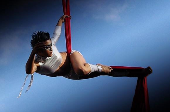 Zircon Wish | Photo: Zircon Wish Aerial Circus.