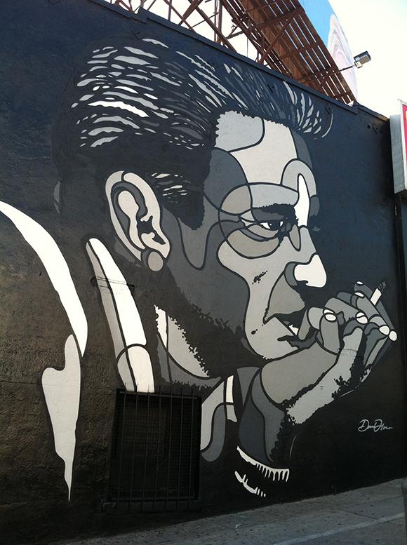 Johnny Cash by David Flores