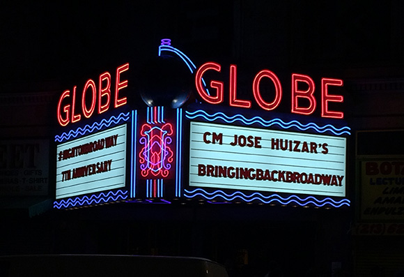 The Globe | SoCal Connected