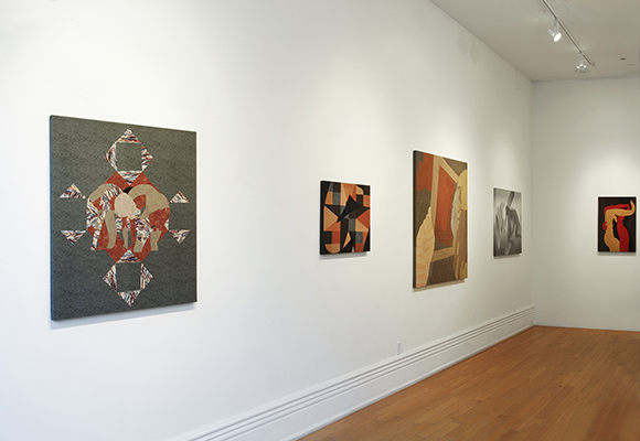 Alika Cooper installation