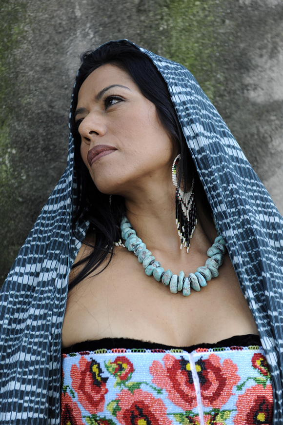 Lila Downs | Photo: Fernando Aceves.