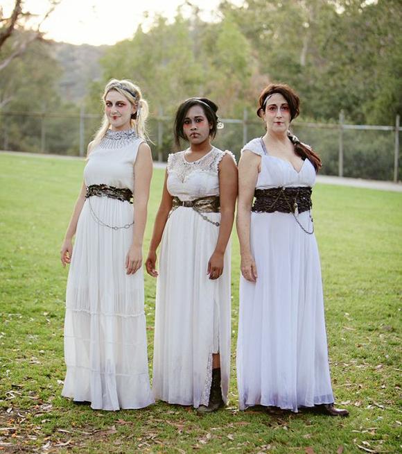 Three Witches | Photo: Grettel Cortes.