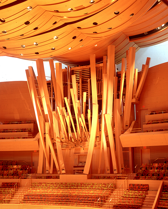 Walt Disney Concert Hall Organ | Photo: Federico Zignani