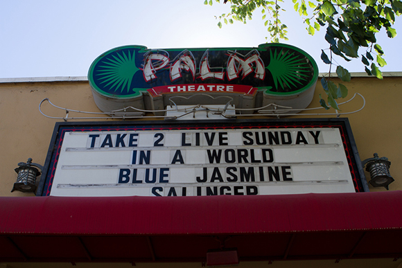 The Palm Theatre, San Luis Obispo | Photo: Patrick Kammermeyer