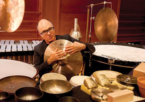 percussionist_Steven_Schick_cymbal_press_Ojai_Music_Festival