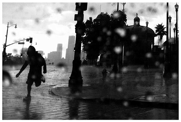 Rain hoodie | Photo: Rafael Cardenas