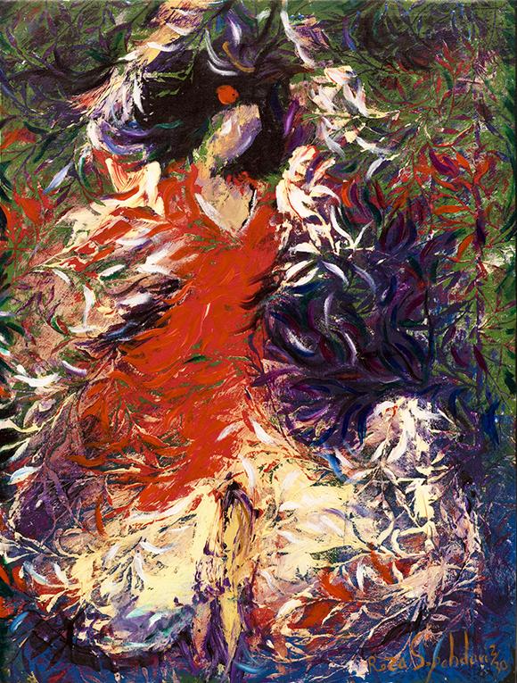 """""""Flamenca""""   Reza Sepahdari"""