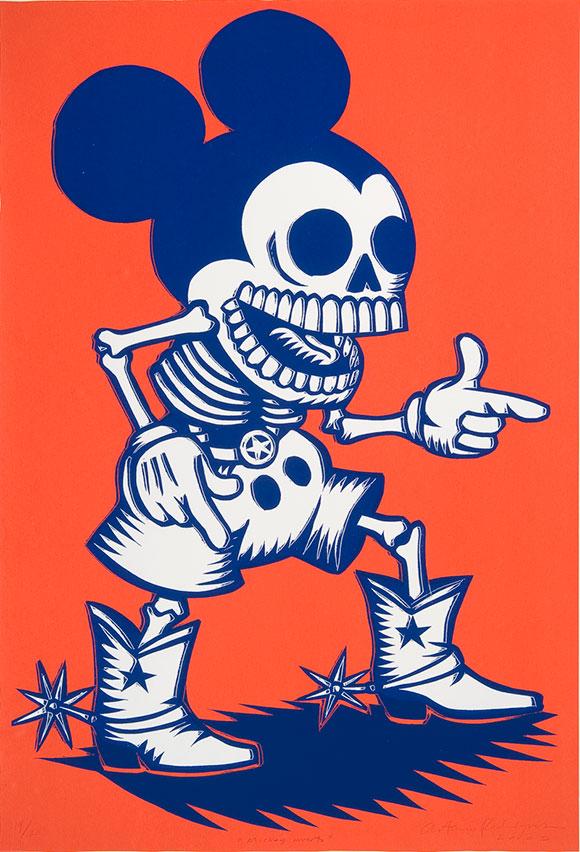 "Artemio Rodriguez, ""Mickey Muerto"""