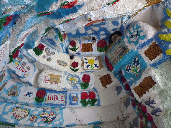 Salvation Mountain | Photo: Kuniko Vroman
