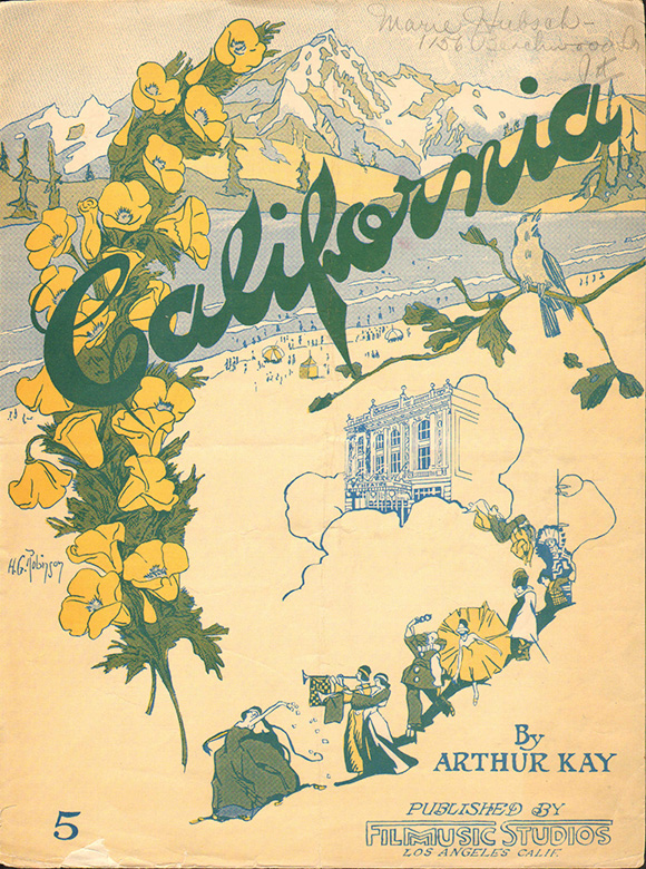 California | Courtesy: LAPL.
