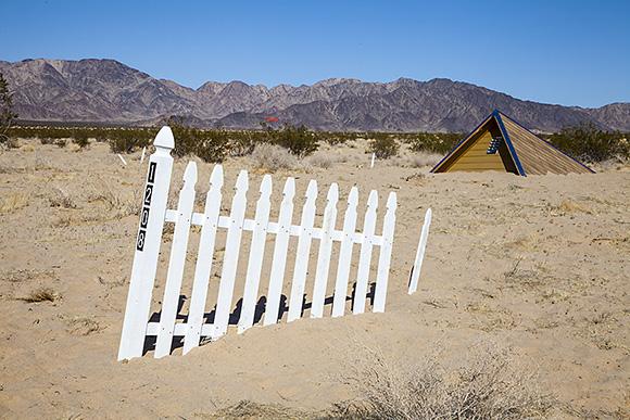 "Sam Scharf's ""Home, Sweat, Home."" | Photo Kim Stringfellow."