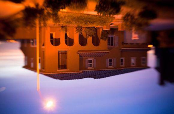 Untitled photo from photographer Amanda Dahlgren's 'Master-planned' series.