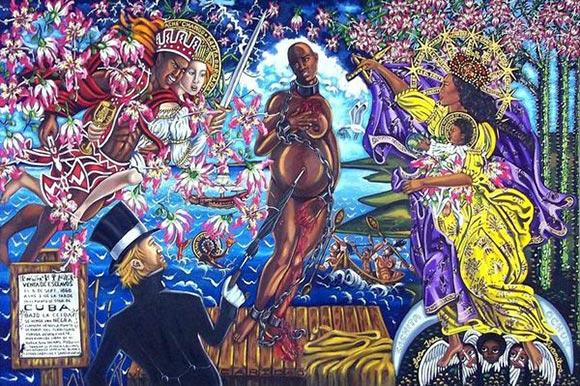 """The Sale of Venus"" by Lili Bernard"