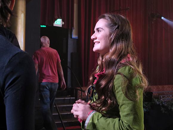 Rowen Sabala, who sings the role of Vireo | Photo: Sheri Candler