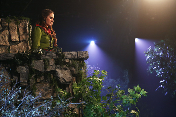 Rowen Sabala as Vireo. | Photo: Remsen Allard