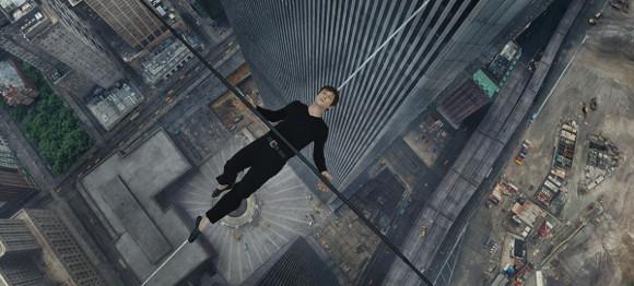 "Joseph Gordon-Levitt as Philippe Petit in ""The Walk."" | Photo: Courtesy of Sony Pictures."