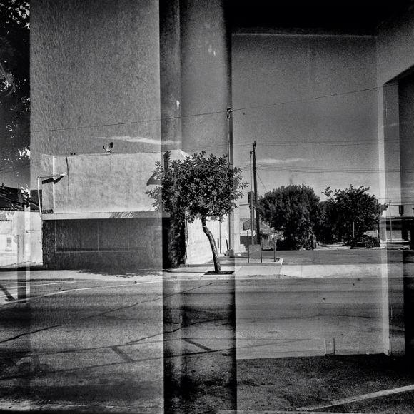 "Storefront. Taft, CA. 35°8'31""N 119°27'21""W #geographyofpoverty | Photo: Matt Black"
